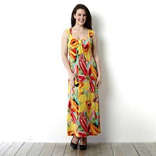 ronni nicole maxi dress