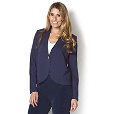 Kim & Co Milano Knit Long Sleeve Jacket