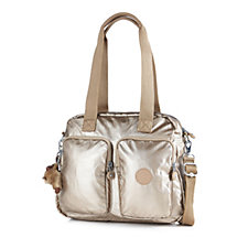 Kipling Kotecha Premium Large Two Handled Bag & Crossbody Strap