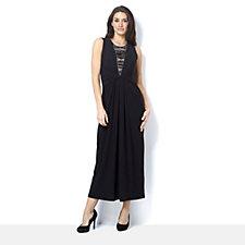 Grace Embellished Detail Maxi Dress