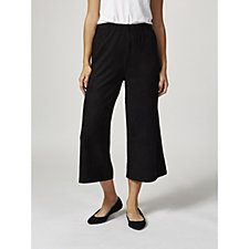 Fashion by Together Faux Suede Culottes