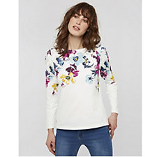 Joules Harbour Printed Jersey Top