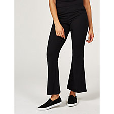 Anybody French Terry Flared Trousers