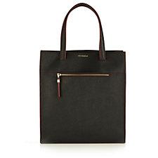 Lulu Guinness Orla Large Saffiano Large Tote Handbag