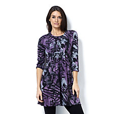 Grace Empire Line Tunic with Pockets