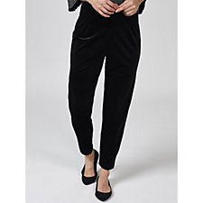 Grace Velour Trousers