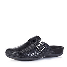 Vionic Orthotic Calgary Leather Mule with FMT Technology