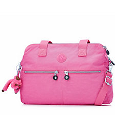 Kipling Purity Large Multi Compartment Handbag with Detachable Strap