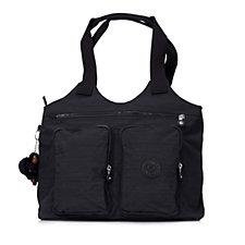 Kipling Armid Premium Large Shoulder Bag with Front Zip Pockets