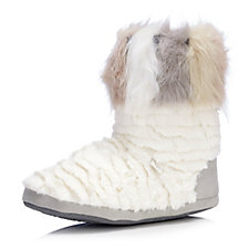 Pretty You London Lolita Boot Slippers in Gift Box
