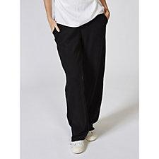Cuddl Duds Fleecewear Wide Leg Trousers