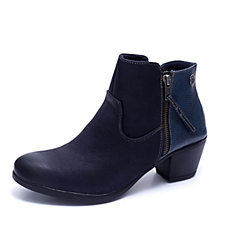 Earth Spirit Montgomery Ankle Boot with Side Zip