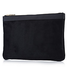 Ashwood Leather Clutch Bag