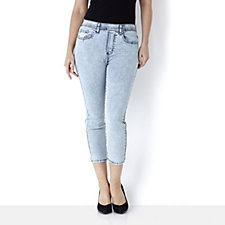 Diane Gilman 5 Pocket Skinny Crop Jegging