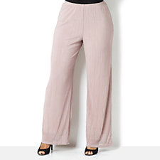 159633 - Sparkle Pleat Trousers by Michele Hope