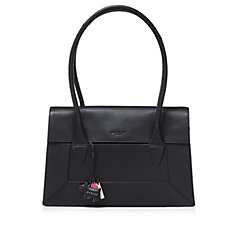 Radley London Battersea Borders Medium Leather Shoulder Bag