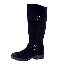 Clarks Faralyn Dawn Suede Knee Boots