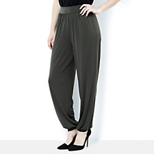 Kim & Co Brazil Knit Blouson Cuff Trousers