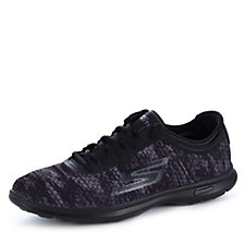 Skechers GO STEP Watermark Lace Up Trainer