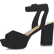 Marc Fisher Meliza Ankle Strap Platform Shoe