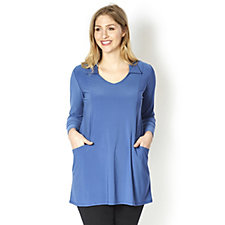 Antthony Designs Long Line Tunic