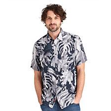 Joe Browns Mens Ready To Relax Short Sleeve Shirt