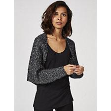 WynneLayers Sweater Knit Shrug