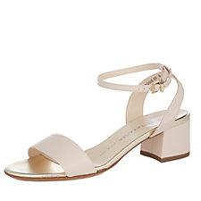 Peter Kaiser Cira Pin Effect Leather Sandal