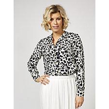 Damsel In A Dress Leopard Shirt