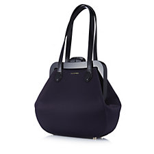 151436 - Lulu Guinness Mid Pollyanna Satin Shoulder Bag