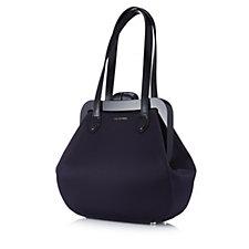 Lulu Guinness Mid Pollyanna Satin Shoulder Bag