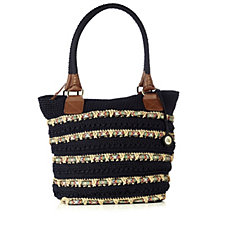 The Sak Cambria Crochet Tote Bag