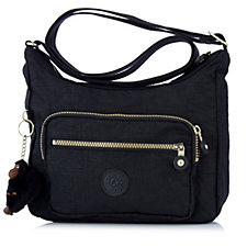 162836 - Kipling Tiana Premium Medium Crossbody Hobo Bag