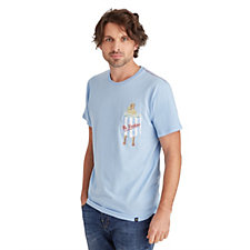 Joe Browns Mens 'Peekaboo' Short Sleeve T-Shirt