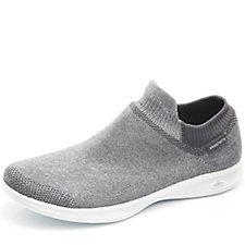 Skechers GO STEP Lite Ultrasock Stretch Knit Slip On Shoe