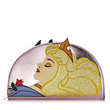 Danielle Nicole Disney Sleeping Beauty Aurora Maleficent Clutch Bag