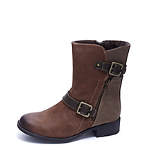 Earth Spirit Dayton Mid Calf Boot with Buckle Detail