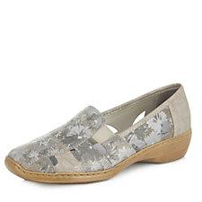 171736 - Rieker Cut Out Slip On Shoe
