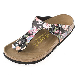 Creative Floral Birkenstock  Summer Fashion Trends  Pinterest