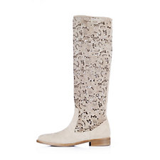 Peter Kaiser Jamel Lace Design Cut Out Boots