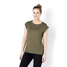Biba All Over Studded T-Shirt