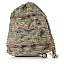 The Sak Austin Crochet Backpack
