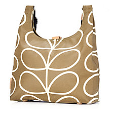 Orla Kiely Giant Linear Stem Midi Sling Bag