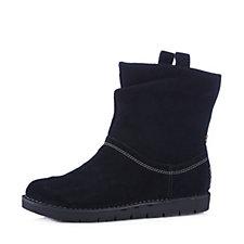 Clarks Un Ashburn Suede Ankle Boots