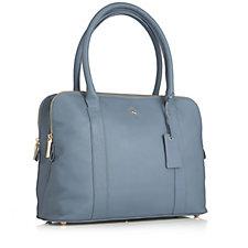 171137 - Ashwood Leather Triple Compartment Shoulder Bag