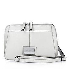 Tignanelle Bella Convertible Saffiano Leather Crossbody Bag RFID Protection
