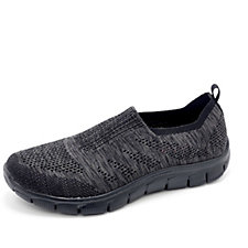 Skechers Empire Inside Look Slip On Trainer with Air Cooled Memory Foam