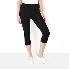 Purelime Studio Crop Activewear Capri Trousers