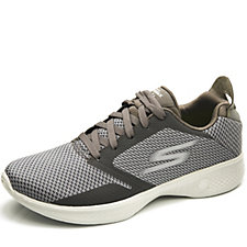Skechers GOwalk 4 Knitted Hotmelt Lace Up Trainer