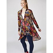 Joe Browns Colours of Autumn Longline Blouse